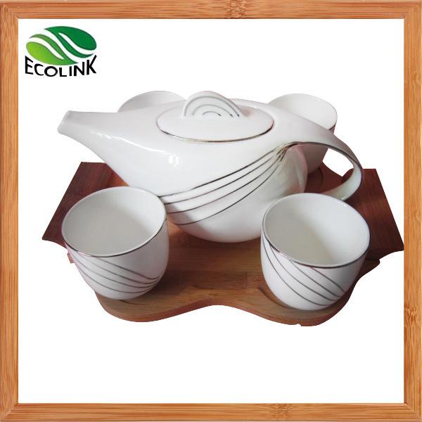 Ceramic Tea Pot Tea Cup Set