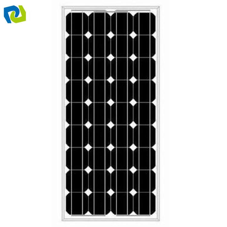 German Quality 100W Mono PV Power Photovoltaic Solar Module