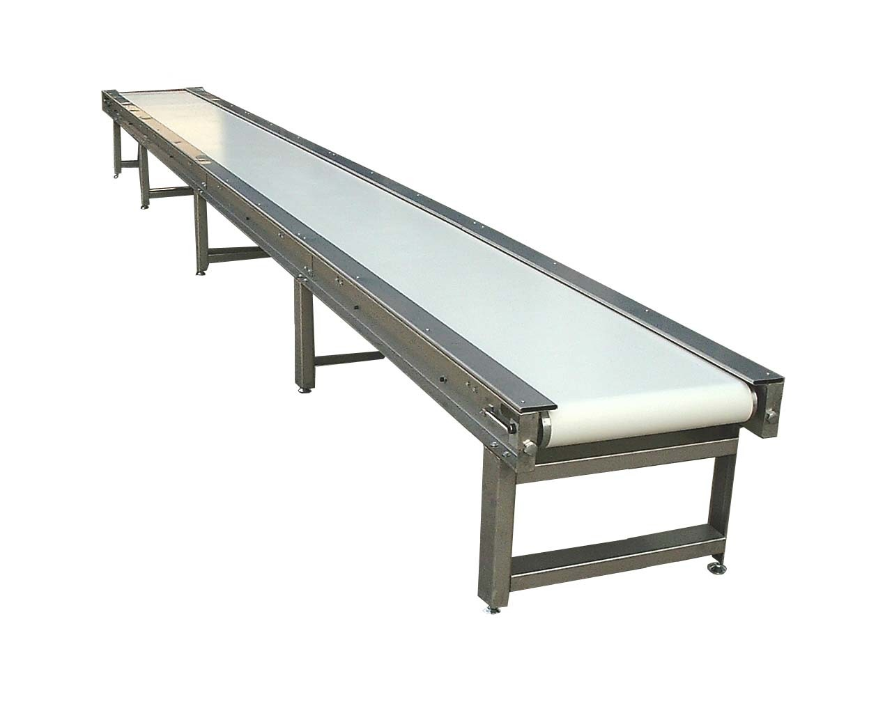 Stainless Belt Conveyor for Food Transportation