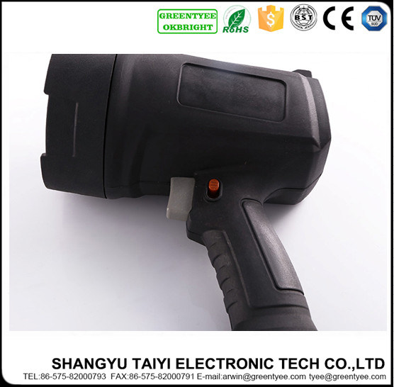 6V 500lm Rechargeable CREE LED Handheld Spotlight