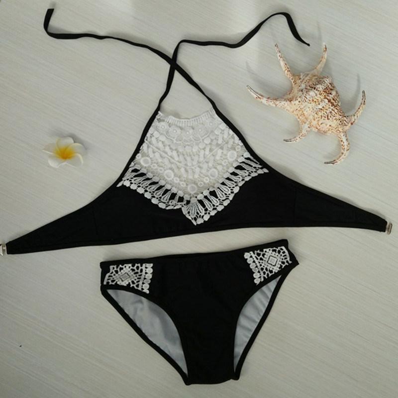 Sexy Women Padded Bikini Bathing Swimwear
