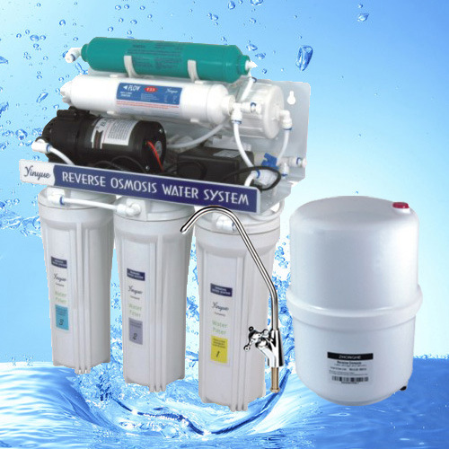 6stage Mineral Reverse Osmosis Filtration (RO-50G-8)