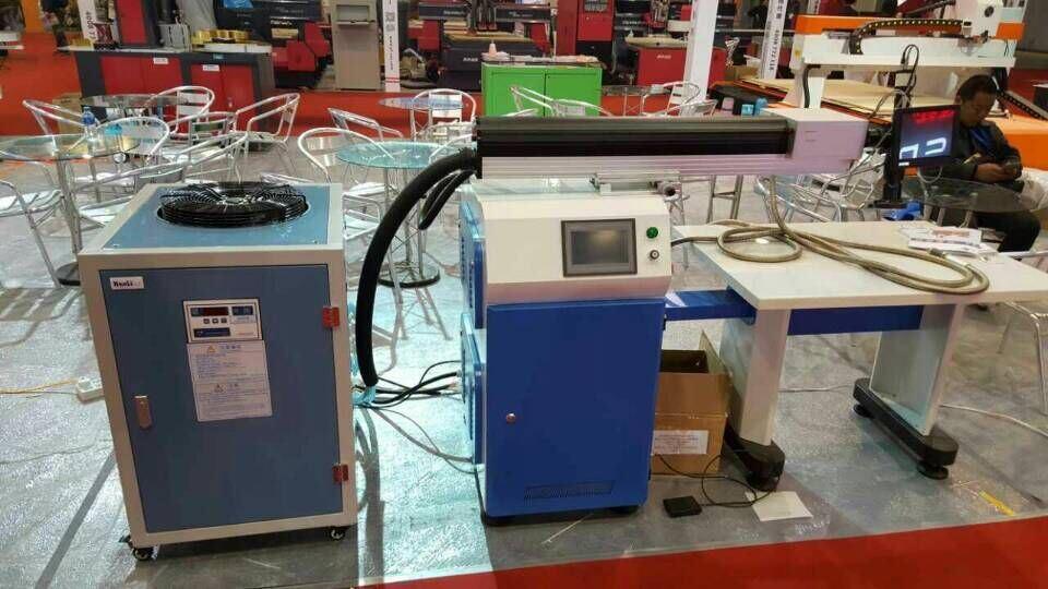 Rhino 2017 Promotion High Quality YAG Laser Welding Machine