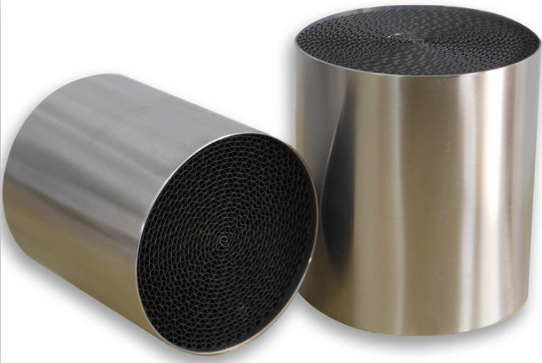 Honeycomb Metal Substrate Metal Catalyst Gas Purifier Catalyst