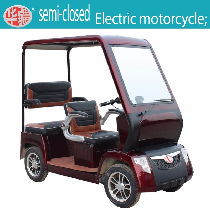 Huajiang The Four Round Urban Leisure electric Car