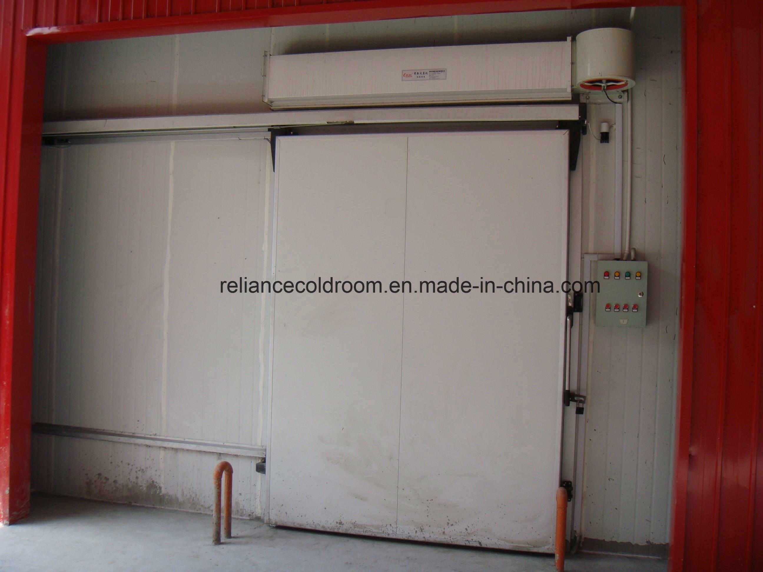 Standard Manual Sliding Door for Cold Room