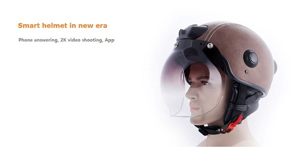 China Smart Helmet, Intelligent Helmet, The First Smart Helmet in The World.