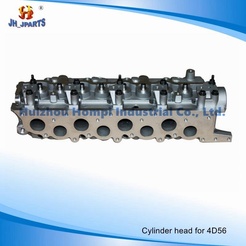 Auto Parts Cylinder Head for Mitsubishi 4D56 4D55/4D56t