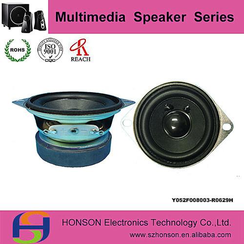 China 2 Inch 5w 8 Ohm Multimedia Speaker China Speaker Multimedia Speaker