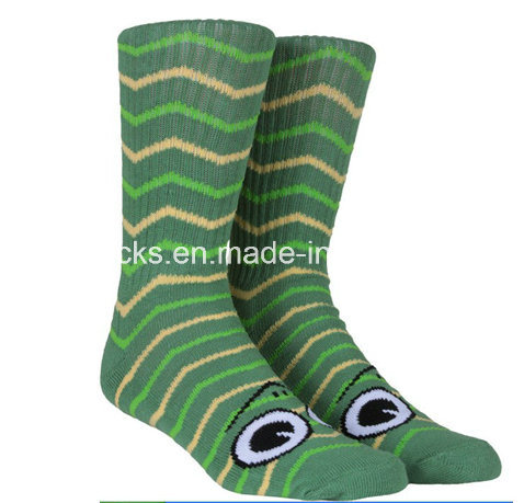 2016 Hot Selling Men′s Sports Cotton Socks