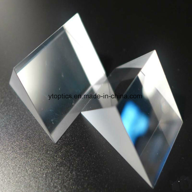 Optical Glass Right-Angle Triangular Prism Optical Prism