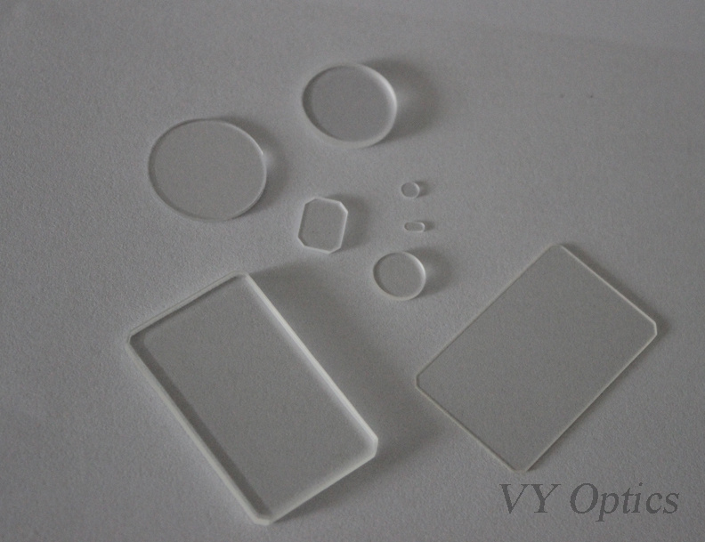 Optical Glass 8.8mm*1.2mm Round Windows for iPhone From China
