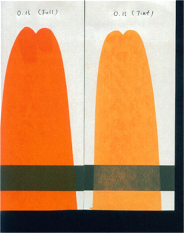 Organic Pigment Fast Orange G (C. I. P. O 13)