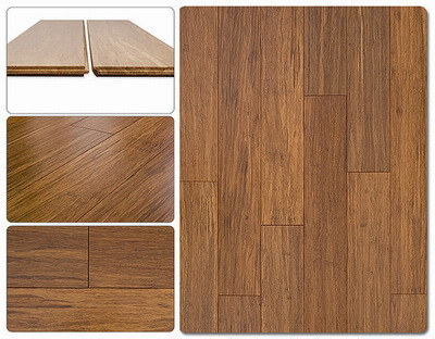 Strand Woven Bamboo Floors