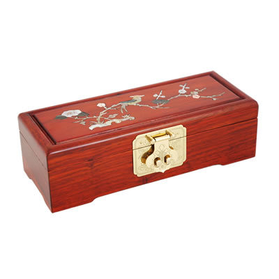 China solid wooden jewelry boxes 2 china solid wooden for Solid wood jewelry chest