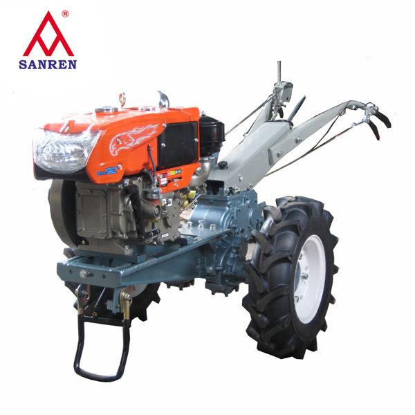 12HP Multi-Function Diesel Engine Walking Tractor