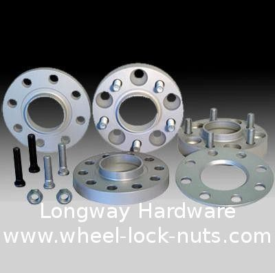 Aluminum Alloy Wheel Hub Adapters