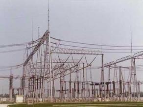 220kv Steel Substation Structure