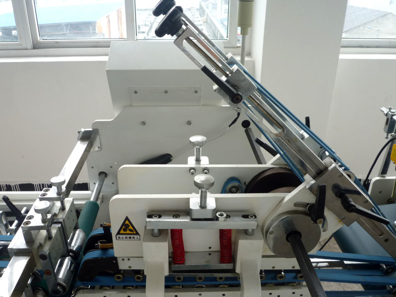 Pre-Folding Automatic Folder Gluer Machine (YZHH-1200)