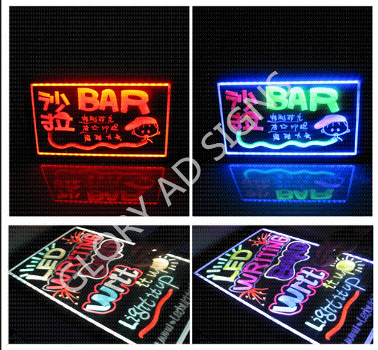 Commercial Display Message LED Writing Board