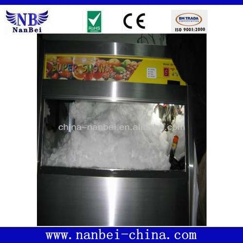 50kg/Day Capacity Snow Ice Maker for Commercial Use