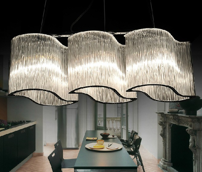 Beautiful Modern Crystal Chandelier / Hanging Pendant Lamp Lighting with Ce