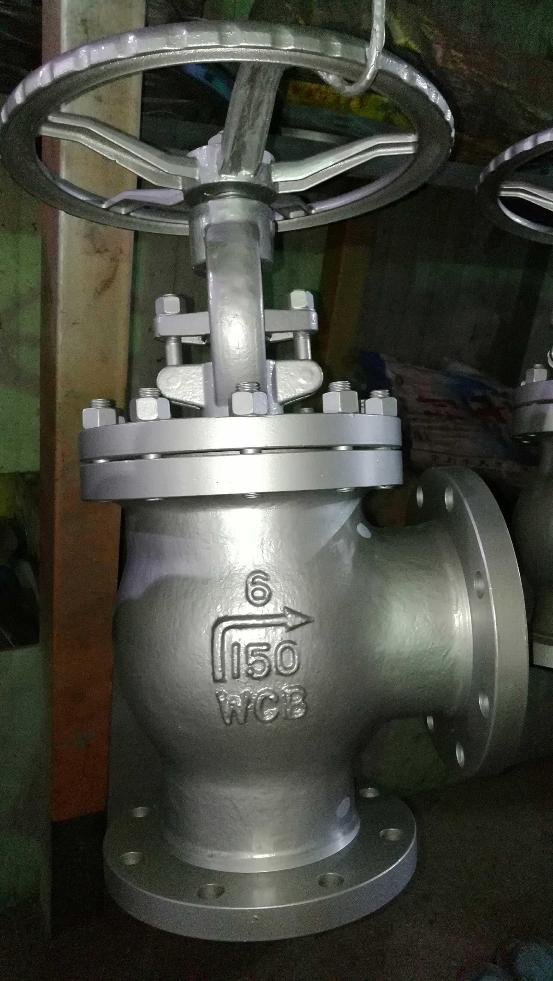 ANSI Ductile Iron Globe Valve