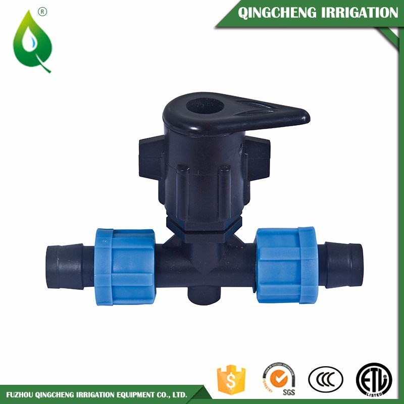 China Manufacture Irrigation Plastic Compression Pipe