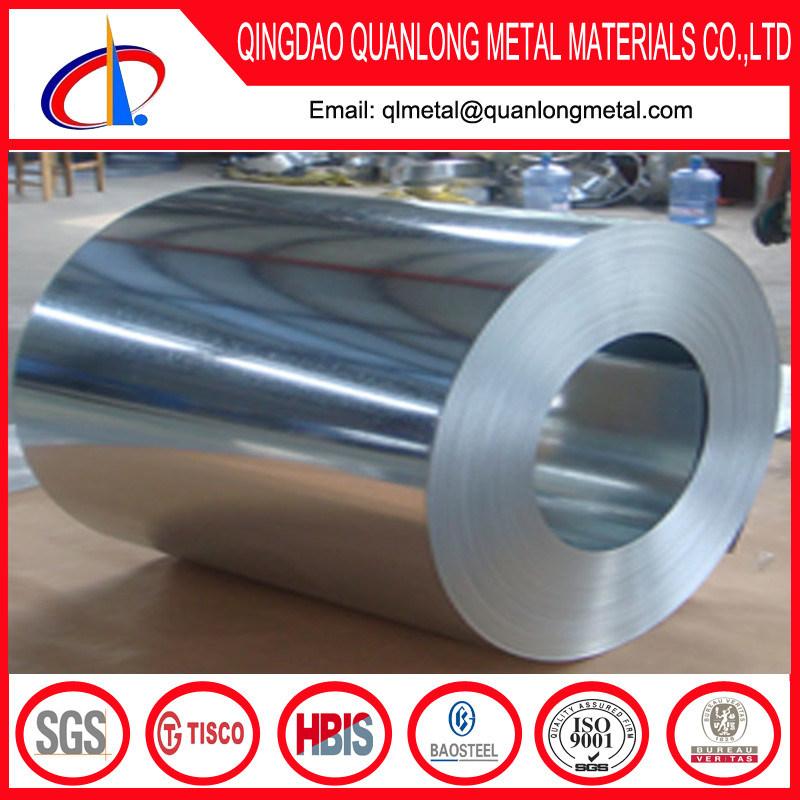 Az70 Aluminium Zinc Alloy Coated Steel Coil