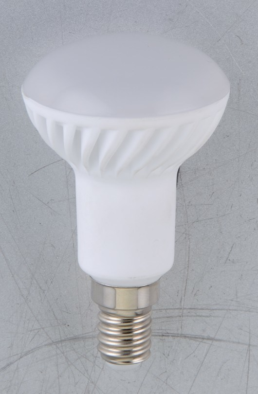 5W 6W LED R50 Bulb with Ceramic Housing