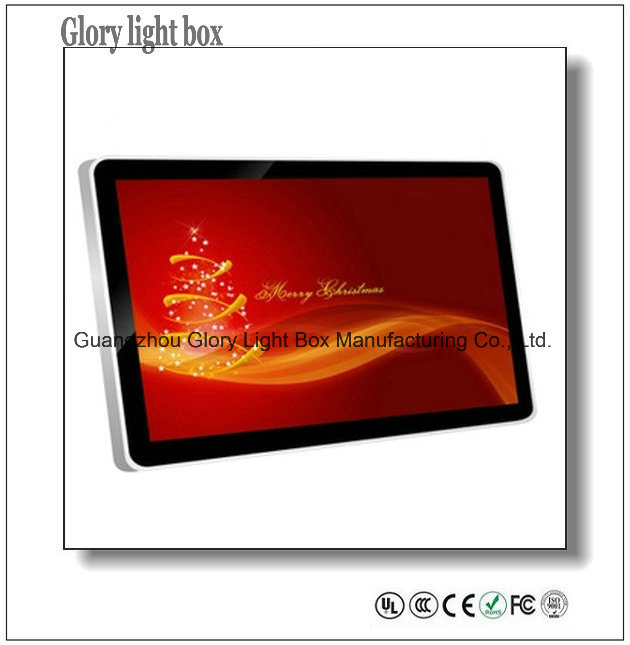 Wall Mounted LCD Kiosk