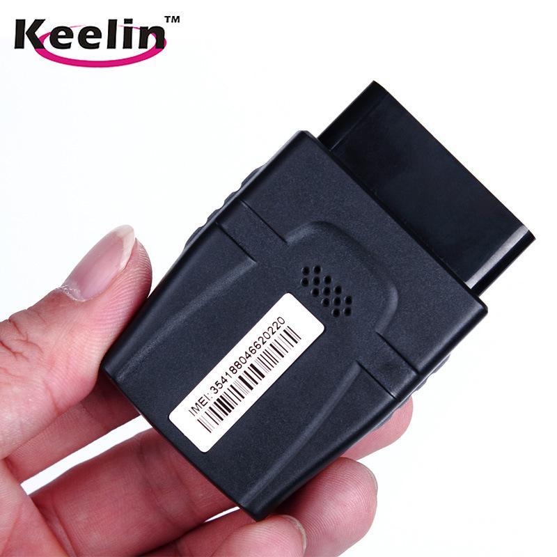 Wireless GPS Tracker with OBD Interface (GOT08)