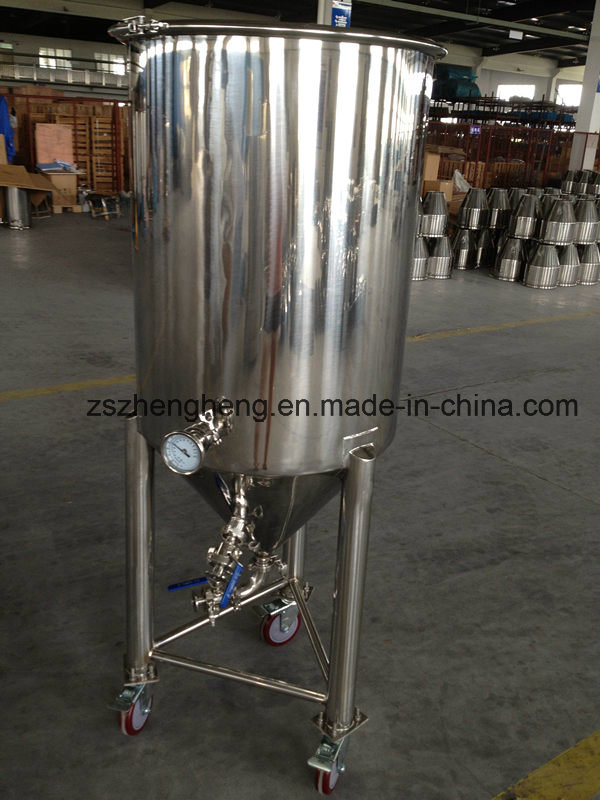 55gallon Stainless Steel Conical Fermenter