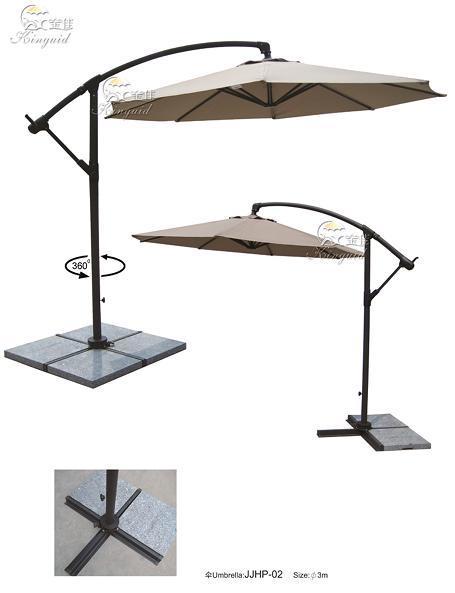 Hanging Pole Umbrella, Outdoor Umbrella Jjhp-02