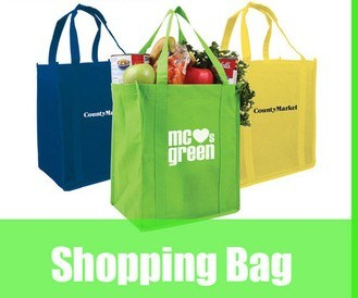 Foldable Tote Canvas Cotton Non Woven Jute Shopping Bag