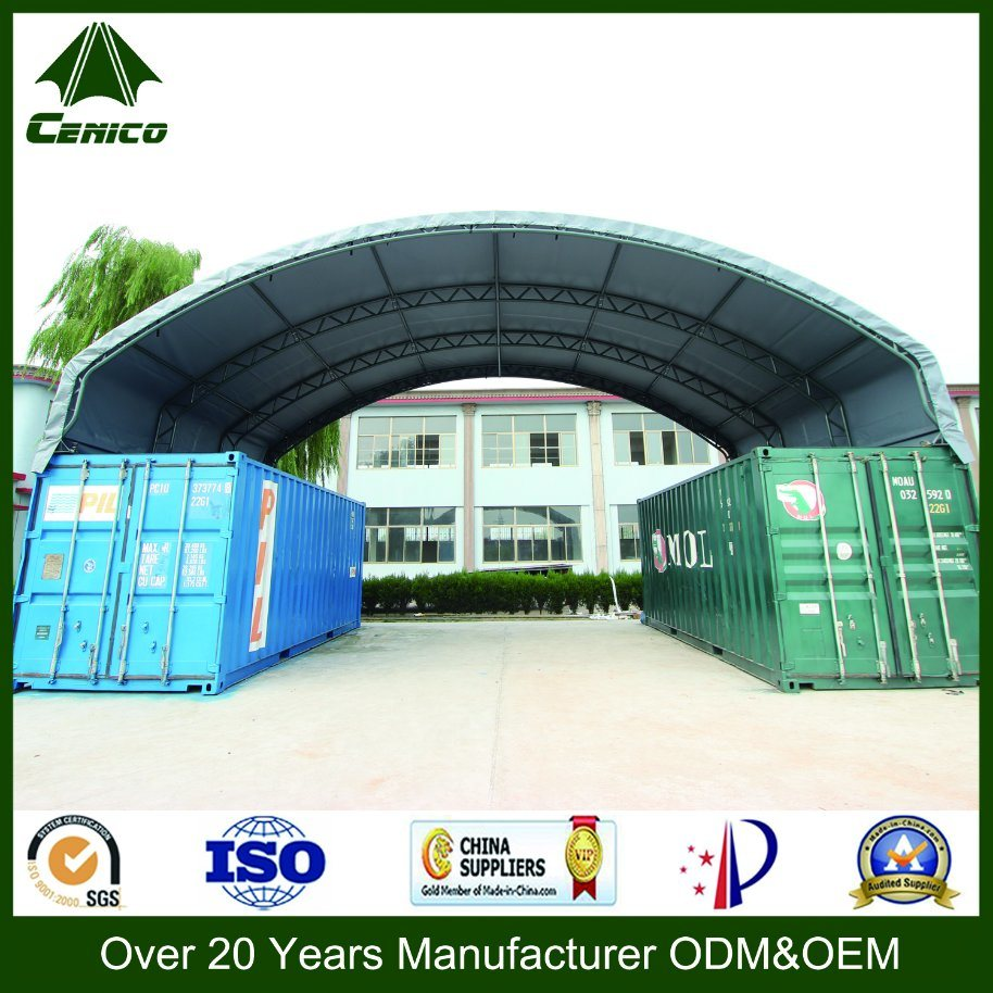 Engineered Container Shelter
