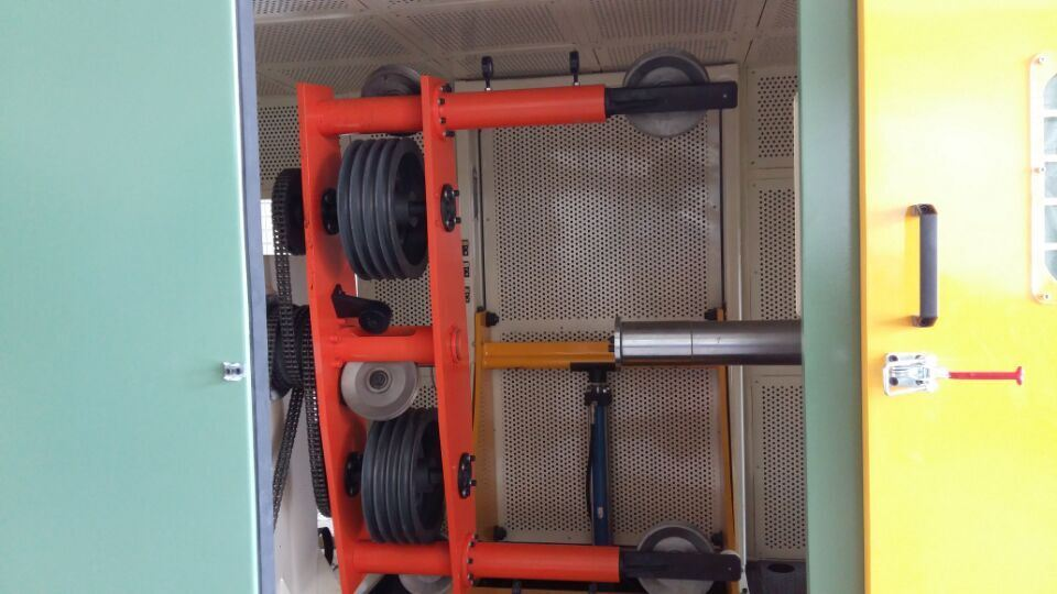 Cable Twisting Machine for Stranding Cored Wires