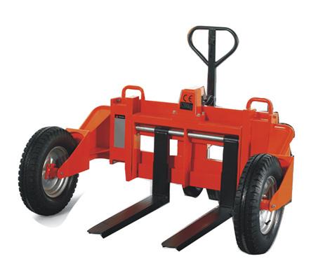 1000kg Rough Terrain Hand Pallet Truck