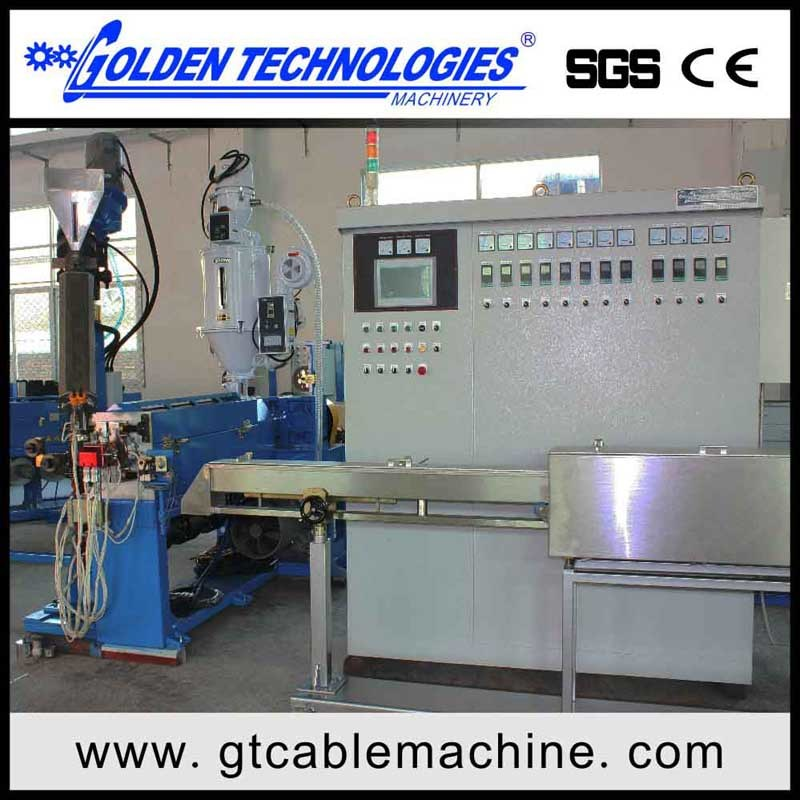 Low Smoke Free Halogen Cable Production Line (GT-70+45MM)