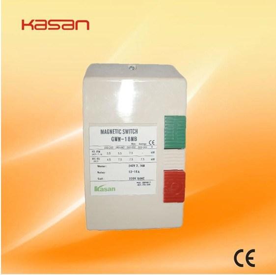 Magnetic Starter, Gmw Motor Starter, LG Model Magnetic Contactor Starter