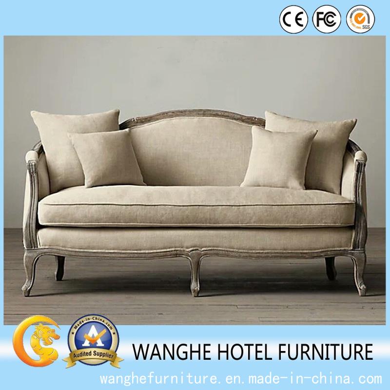 American Elegant Office Hotel Lobby Lounge Sofa
