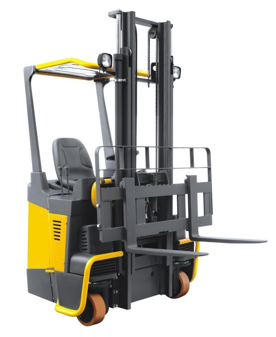 China New Electric Side Forklift    4-directional Forklift Photos  U0026 Pictures
