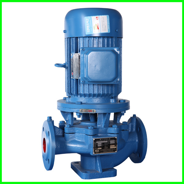 Vertical Multistage Pipeline Centrifugal Pump