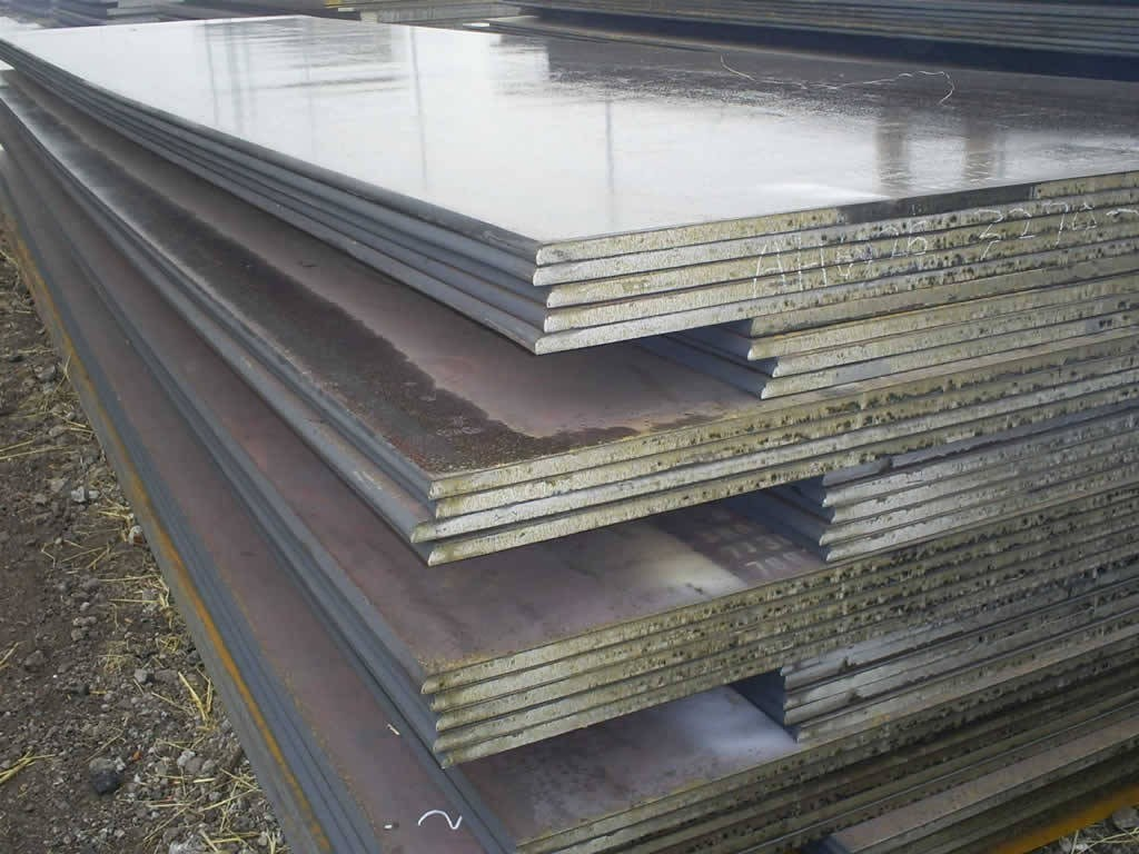 Hot Rolled Mild Steel Plate/Sheet