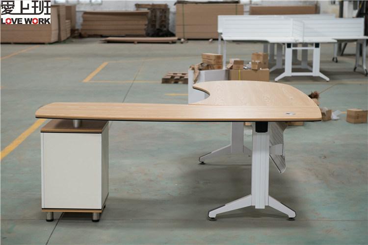 Modern Office Furniture Executive Wooden Office Desk