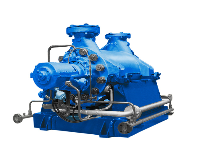 Shanghai Liancheng Boiler Water Supply Pump System