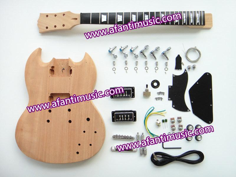 Afanti Music / Sg DIY Electric Guitar Kit (ASG-918K)