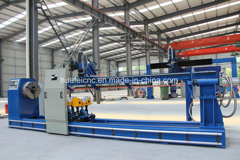 Automatic Circumferential Seam Welding Machine for Hydraulic Cylinder