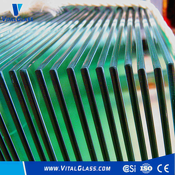2-19mm Clear Float Glass for Tempered Glass