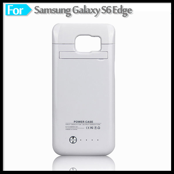 Phone Power Bank Battery Case for Samsung Galaxy S6 Edge